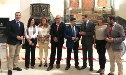 Diputación colaborará con la Junta de Andalucía para la apertura de la Iglesia de Santo Domingo de Jaén
