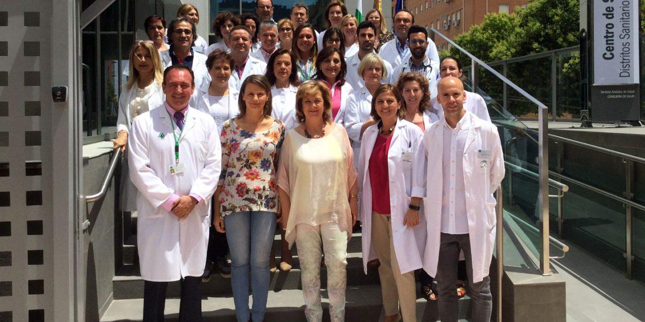 Abre el nuevo centro de salud de Expansión Norte del que se benefician 25.000 habitantes de la ciudad de Jaén