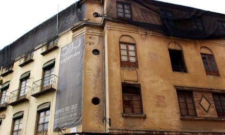 Construcciones Calderón comienza la rehabilitación de un edificio centenario en la Plaza de San Francisco de Jaén