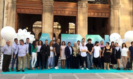 Ana Cobo destaca la contribución de la Junta al esplendor de la acción cultural de La Noche en Blanco de Jaén