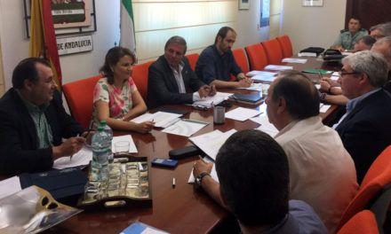 Cerca de 830 profesionales conforman el dispositivo del Plan INFOCA en la provincia de Jaén durante la campaña 2017