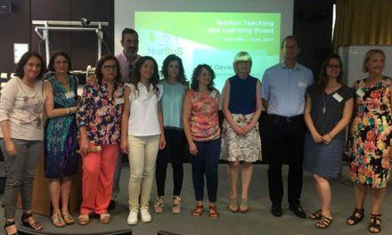 La UJA participa en el lanzamiento oficial del recurso de enseñanza y aprendizaje para la sostenibilidad en enfermería 'NurSusTOOLKIT'