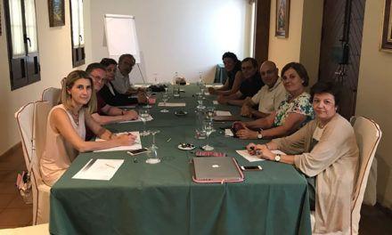 La UJA asiste al VI Encuentro de la Red de Cátedras de empresa familiar de Andalucía