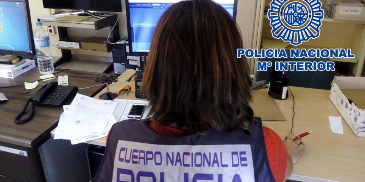 La Policía Nacional detiene en Jaén a un hombre que denunció de forma fraudulenta la reclamación de una deuda