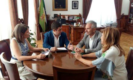 """Vázquez: """"La Junta trabaja para que el Museo de Arte  Íbero abra sus puertas en el último trimestre del año"""""""