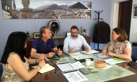 Rafael Valdivielso  presenta el programa de Adecuación Funcional Básica de la Junta