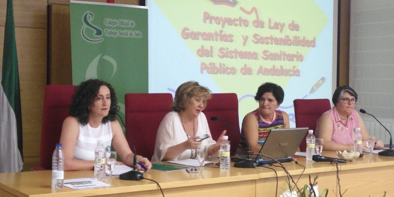 La alta participación en el debate previo y el amplio consenso alcanzado caracterizan el proyecto de Ley del Sistema Sanitario