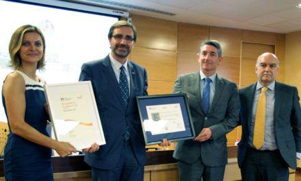 La Universidad de Jaén recibe el Sello de Excelencia Europea EFQM 500+