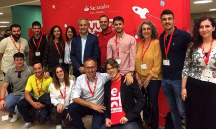 La Universidad de Jaén asistió al encuentro YUZZday, celebrado en San Sebastián