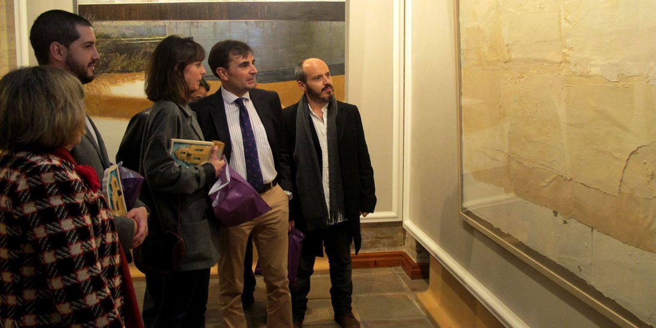 """El 29 de septiembre finaliza el plazo de presentación de obras al XXXI Premio de Pintura """"Emilio Ollero"""" de la Diputación"""
