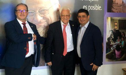 Mensajeros de la Paz coordinará desde su nueva sede en Jaén, cedida por Diputación, su labor a nivel andaluz