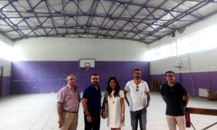 Educación destina 284.000 euros a la reforma de las cubiertas del IES Jabalcuz con la retirada de elementos de fibrocemento