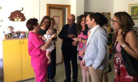Comienza el curso 2017/18 en el primer ciclo de Educación  Infantil con 6.965 plazas públicas en la provincia de Jaén