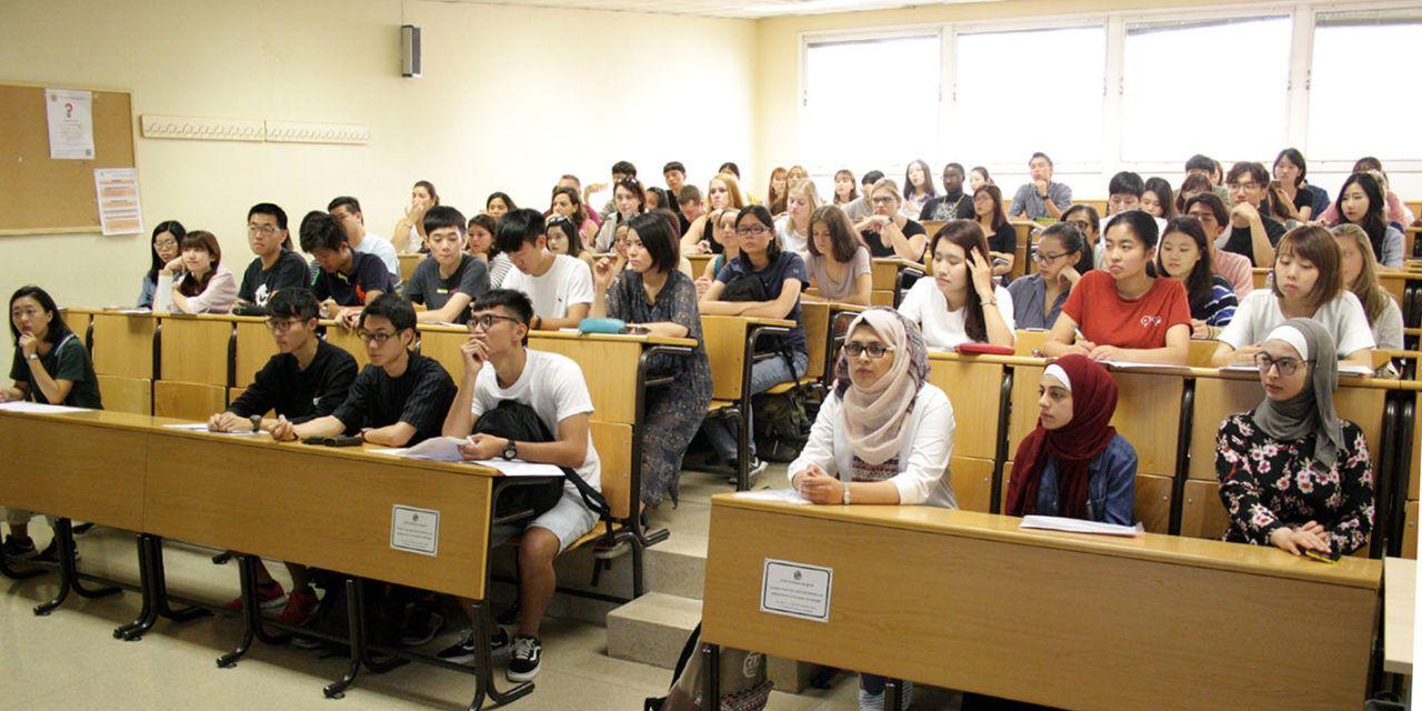 La Universidad de Jaén recibe a su alumnado internacional, en una jornada de bienvenida