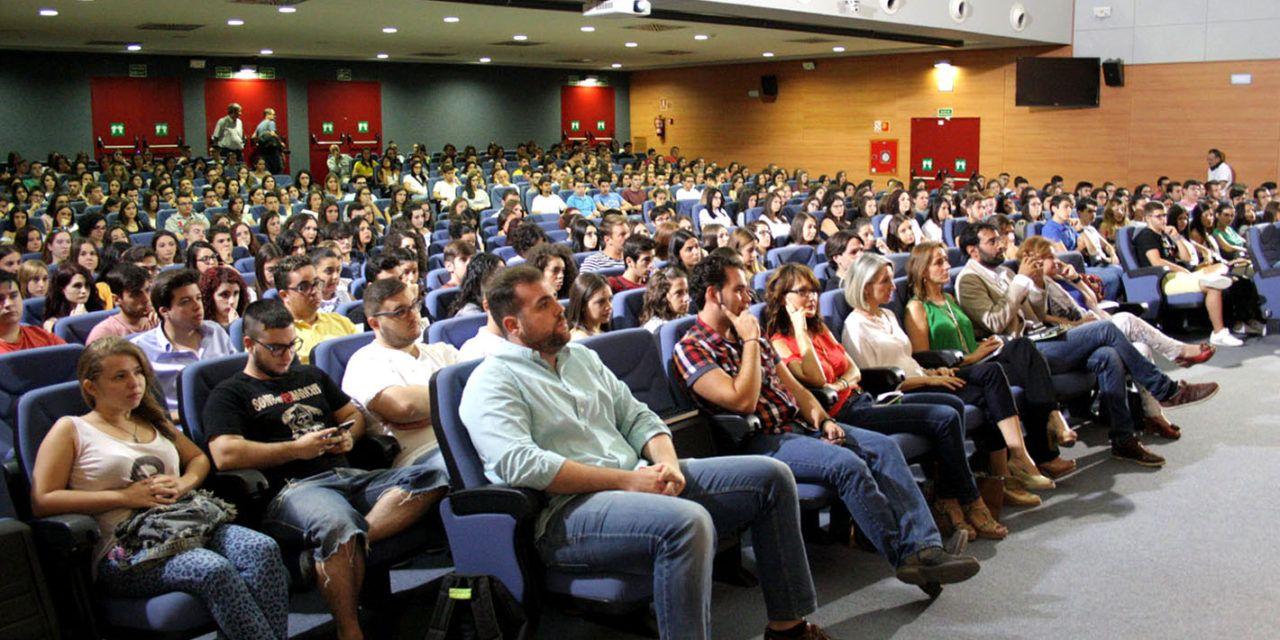 La Universidad de Jaén da la bienvenida a sus estudiantes de Grado
