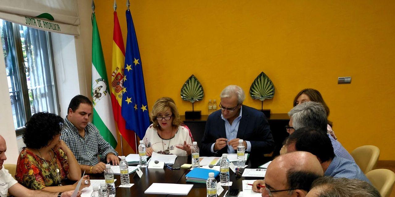 La Junta resalta la participación ciudadana y la implicación de los profesionales en la consolidación del sistema sanitario público