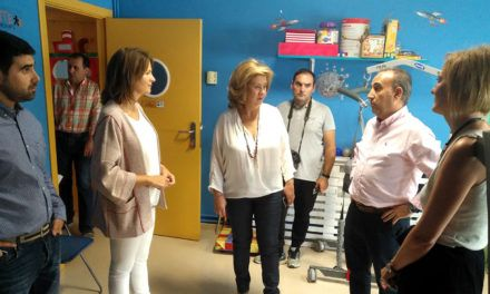 """La Junta destaca la labor de """"Aspace"""" para mejorar la accesibilidad universal y la no discriminación de las personas con discapacidad"""