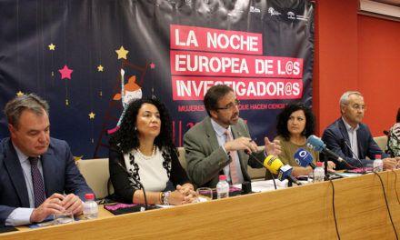 La Universidad de Jaén saca la ciencia a la calle este viernes con 'La Noche Europea de los Investigadores'