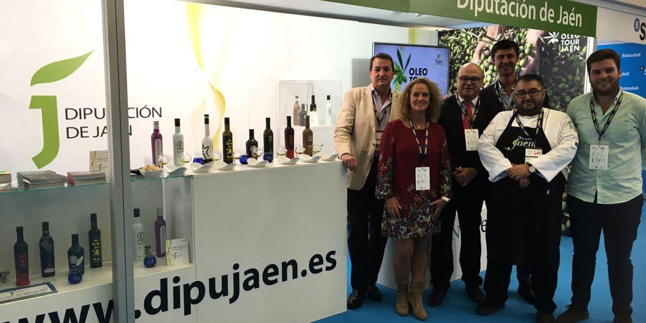 La Diputación promociona los Jaén Selección y los productos Degusta Jaén entre los mejores cocineros del mundo