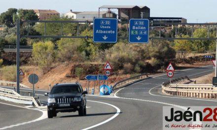 Cazados 208 conductores en las carreteras de Jaén durante la campaña de control de velocidad