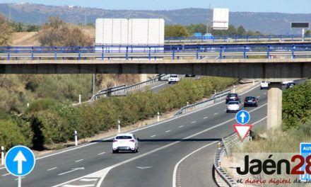 El tráfico en las carreteras autonómicas de Jaén cae un 65.5 por ciento durante el Estado de Alarma