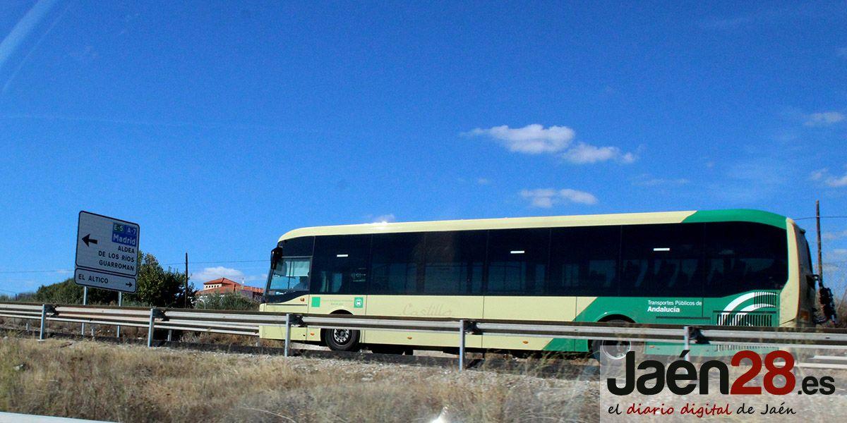 El Consorcio de Transporte Metropolitano de Jaén acumula casi 800.00 viajeros