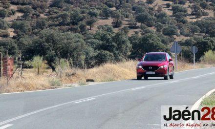 La Junta destinará este año 4,6 millones extra a seguridad vial y conservación de carreteras en Jaén