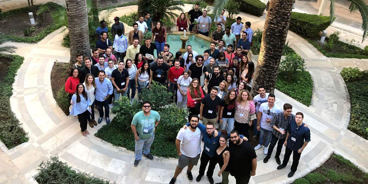 Un centenar de jóvenes participan en Jaén en el encuentro Ágora