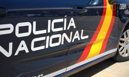La Policía Nacional detiene en Jaén a dos menores que atracaron a un hombre causándole lesiones