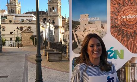 El Ayuntamiento presentará el primer folleto en braille del Castillo de Santa Catalina en Tierra Adentro