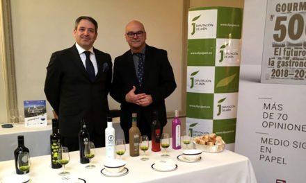 Diputación facilitará la presencia de los mejores productos agroalimentarios jiennenses en el 32º Salón de Gourmets