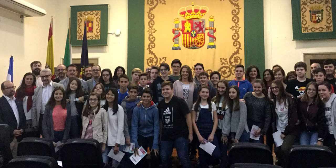3.000 escolares participan en el programa preventivo sobre delincuencia juvenil