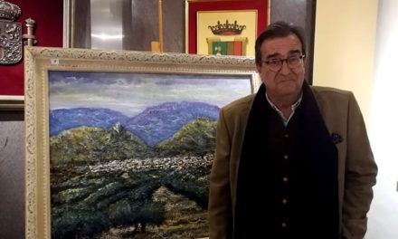 El Colegio de Abogados de Jaén acoge la exposición de pintura de Gil Yebra hasta el 29 de diciembre