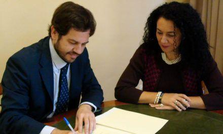 Grupo Ávolo firma un convenio como patrocinador del XVIII Festival de Otoño de Jaén