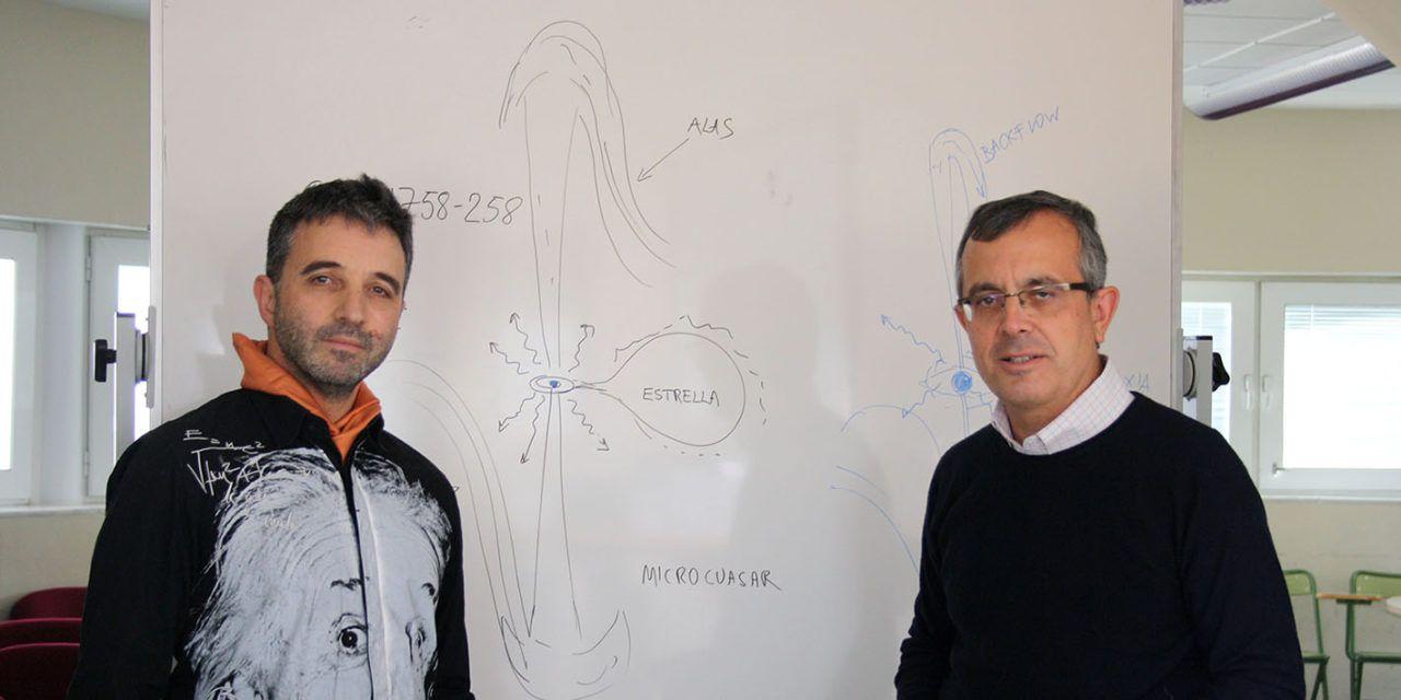La revista Nature Communications publica un estudio liderado por la Universidad de Jaén que sugiere que se producen menos ondas gravitacionales de lo esperado