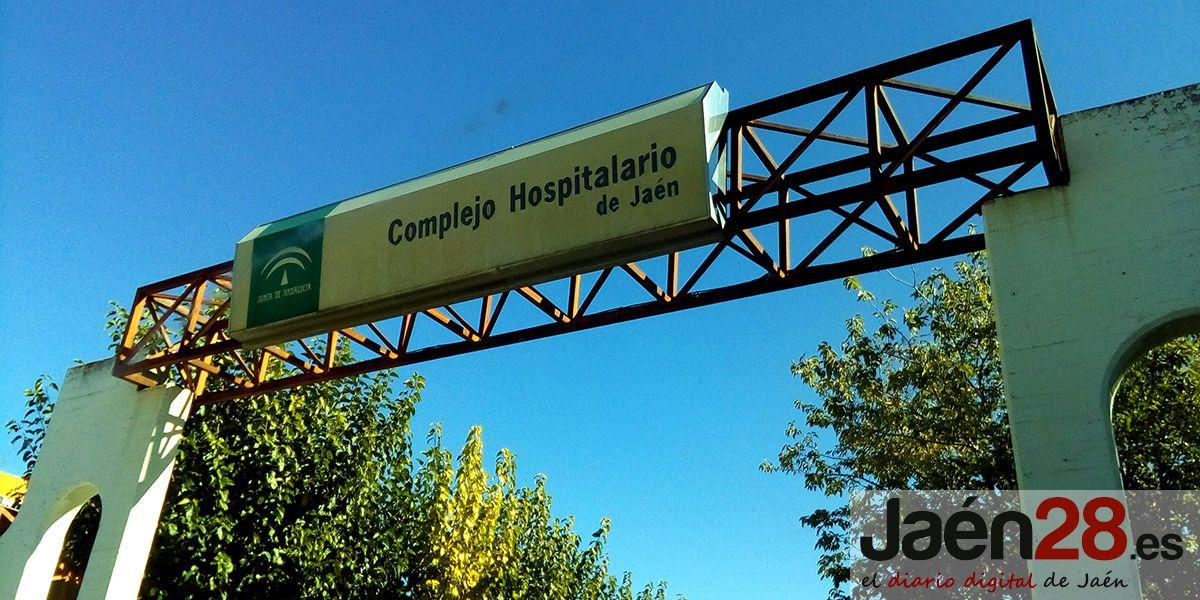 Reapertura del kiosco de prensa del Hospital Neurotraumatológico de Jaén