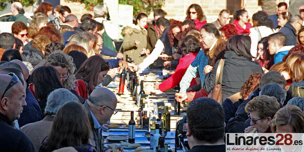 Linares alberga desde hoy la IV Fiesta del Primer Aceite de Jaén