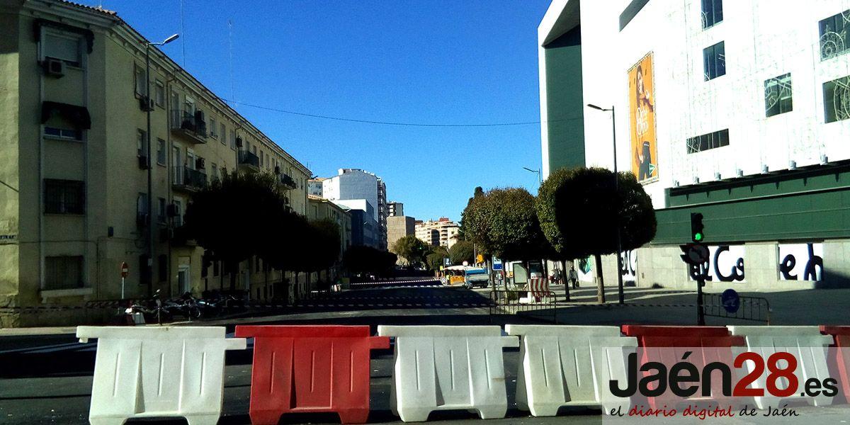 Señalizada la calle Virgen de la Cabeza tras los trabajos de adecuación del pavimento