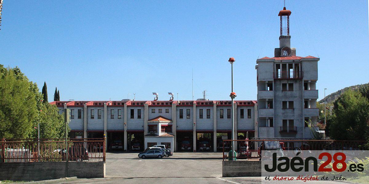 El parque de bomberos de Jaén recibirá este año 281.688,06 euros procedentes de Unespa