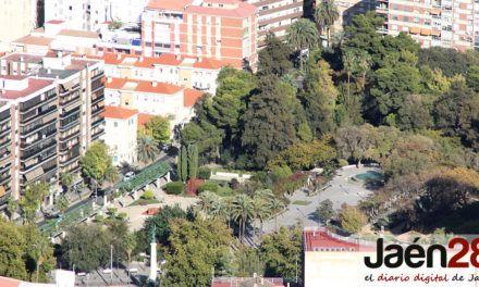 Jaén se propone aumentar la ratio de zonas verdes por habitante