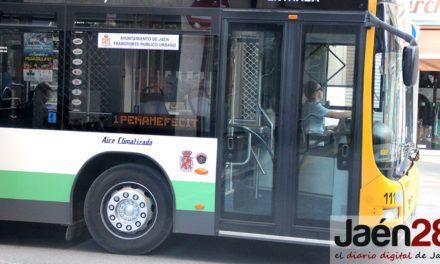 Los autobuses urbanos viajarán sin tornos a partir de mañana