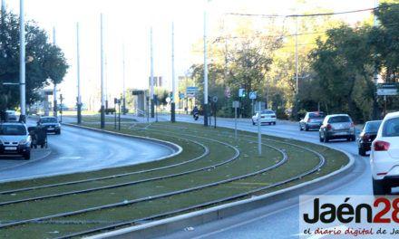 El Gobierno andaluz abona casi 5,3 millones en intereses por la obra del tranvía de Jaén