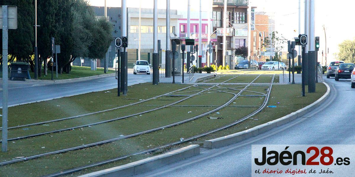 López considera prioritario ahora cerrar con el Ayuntamiento el nuevo convenio para reactivar el tranvía de Jaén