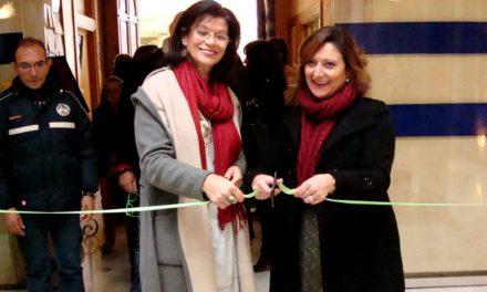 Inaugurada la exposición de productos artesanales de FAISEM