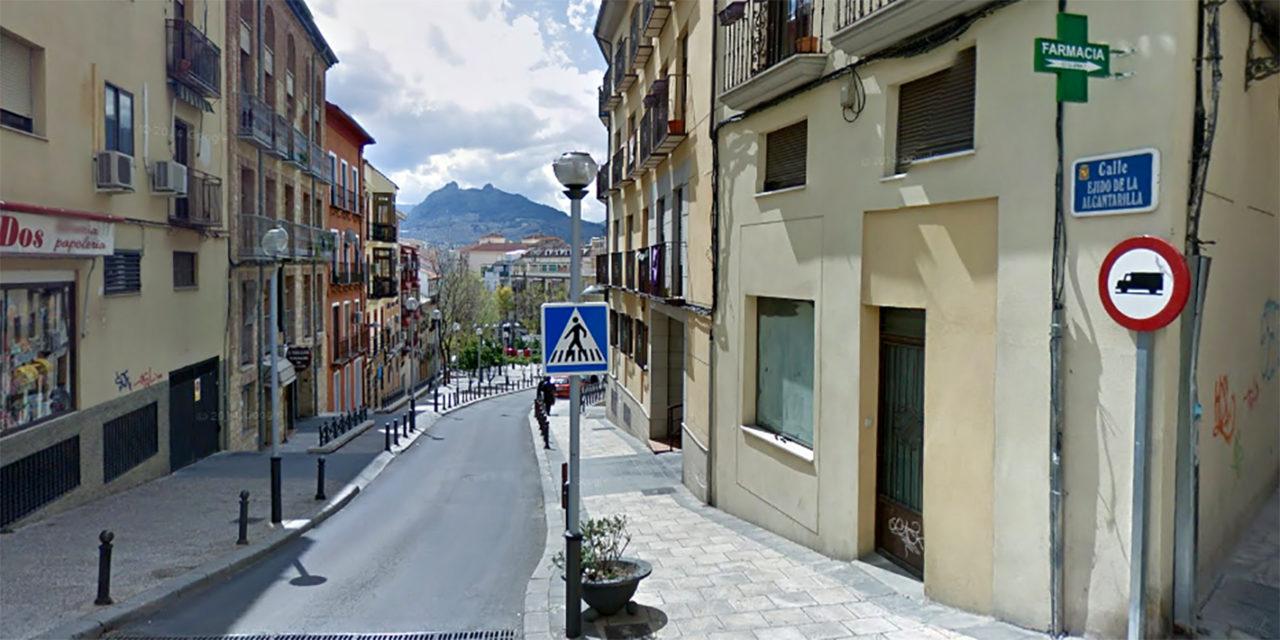 Cierre al tráfico rodado las calles Manuel Jontoya, Ejido de la Alcantarilla y Vicente Montuno Morente