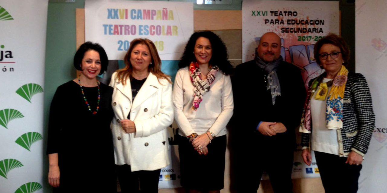 La XXVI Campaña de Teatro Escolar llegará a unos 20.000 espectadores
