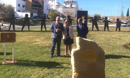 Inaugurada la escultura instalada en Ben Shaprut