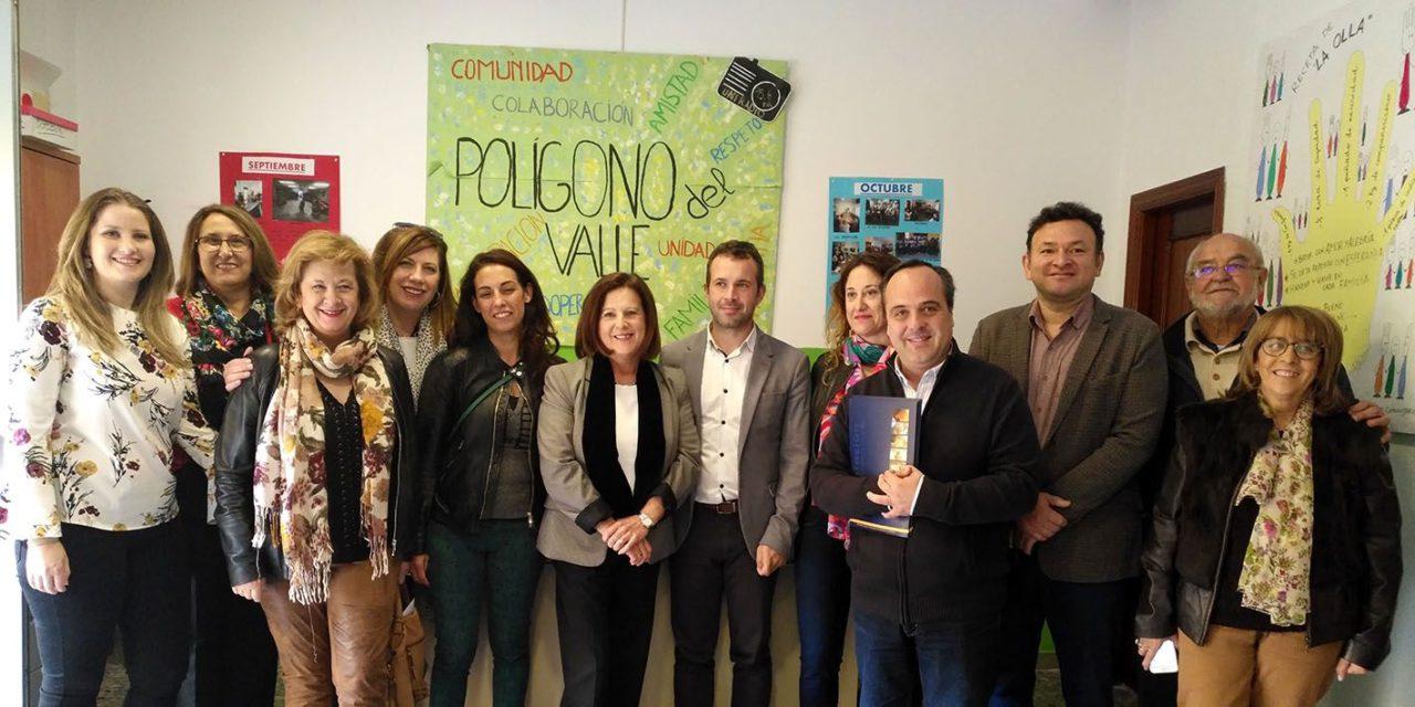 La Junta de Andalucía incluirá el Polígono del Valle de Jaén como Zona Desfavorecida