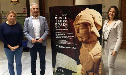 'El origen de un mundo', eslogan de la campaña de apertura del Museo Íbero de Jaén
