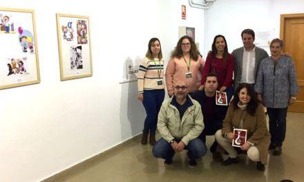 Viñetas contra la Violencia de Género en la sala de exposiciones 'Arte Joven'